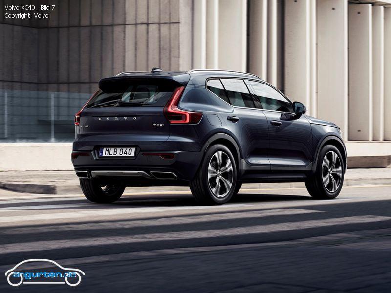 Volvo Xc40 Fotos Amp Bilder