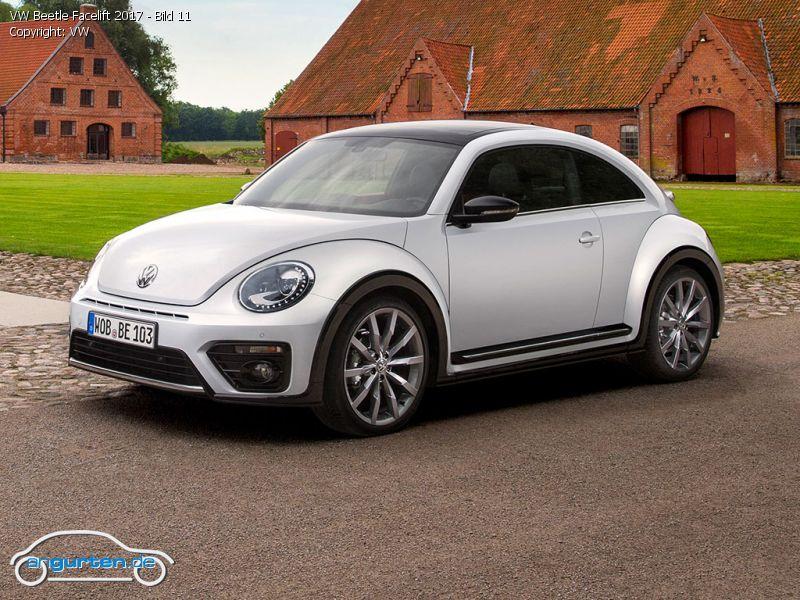 foto bild vw beetle facelift 2017 bild 11. Black Bedroom Furniture Sets. Home Design Ideas
