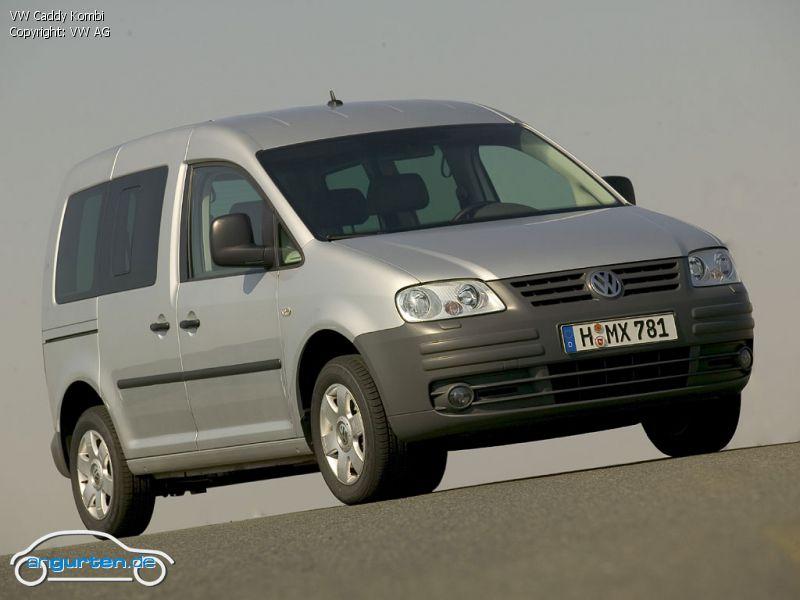 C6 Grand Sport >> Foto (Bild): VW Caddy Kombi (angurten.de)