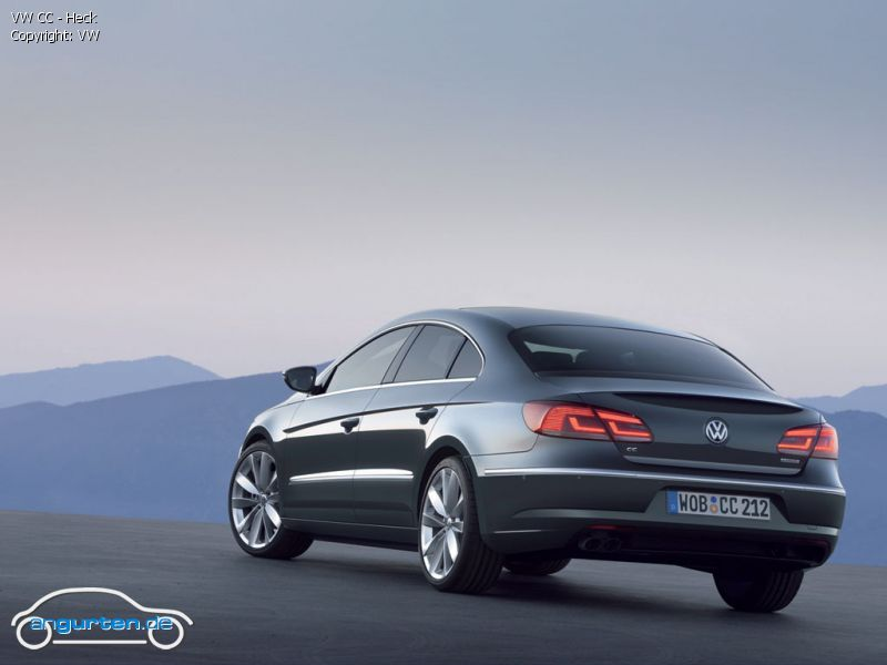 vw cc fotos bilder