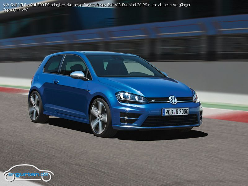 vw golf vii r abmessungen technische daten l nge. Black Bedroom Furniture Sets. Home Design Ideas