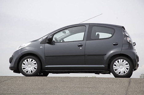Fotos: Citroen C1