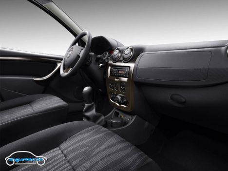 Foto bild dacia duster innenraum for Interieur dacia duster
