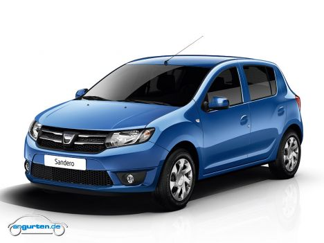 foto bild dacia sandero der dacia sandero wird neu. Black Bedroom Furniture Sets. Home Design Ideas