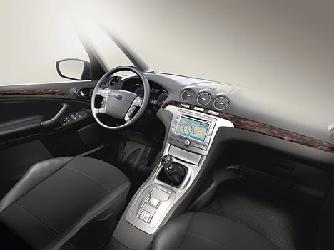 Foto (Bild): Ford Galaxy - Innenraum (angurten.de)