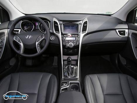 Hyundai I30cw Kombi Fotos Amp Bilder