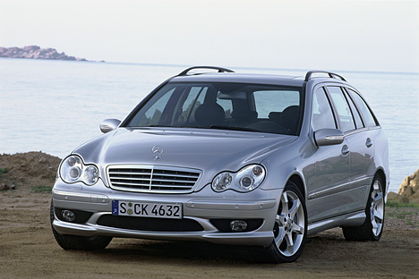 Mercedes-Benz C-Klasse T-Modell (S 203)- Fotos & Bilder