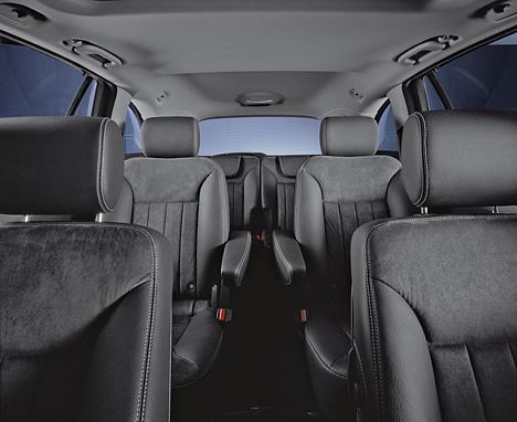 Mercedes Benz R Klasse W 251 Fotos Amp Bilder