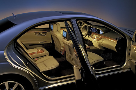 Mercedes-Benz S-Klasse (W 221)- Fotos & Bilder
