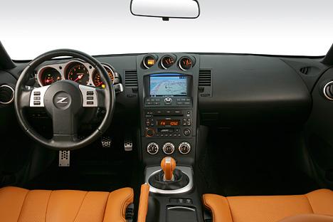 Foto Bild Nissan 350z Innenraum Angurten De