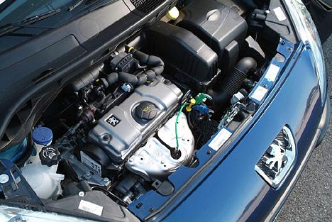 Peugeot Peugeot 1007 - Fotos & Bilder