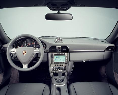 Foto Bild Porsche 911 Innenraum Angurten De