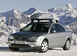 Ford Mondeo - im Winter