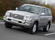 Toyota Land Cruiser 100 - Die lange Version des Landcruisers