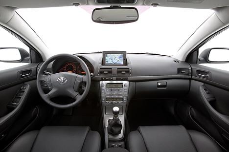 Toyota Avensis Abmessungen Amp Technische Daten