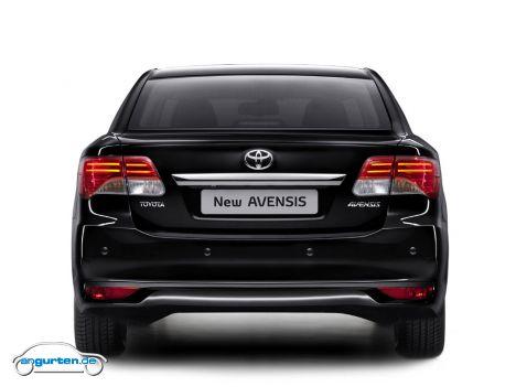 Toyota Avensis - Abmessungen & Technische Daten