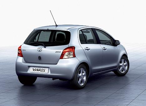 Toyota Yaris Abmessungen Amp Technische Daten