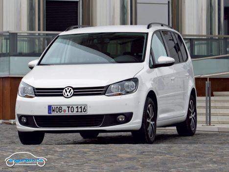 Fotos: VW Touran (ab 2010)