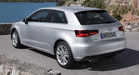 Audi A3 Ambiente 2016 Serienausstattung Preise