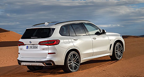 2018 Toyota Supra >> BMW X5 2019 X5 M50d (400 PS): Technische Daten ...