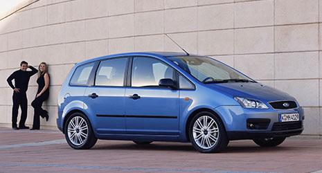 Ford Focus C Max Innenraum Interieur