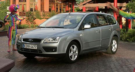 Ford Focus Turnier - Innenraum / Interieur