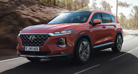Hyundai Santa Fe 2018 - Fotos & Bilder