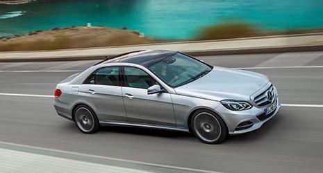 mercedes-benz e-klasse limousine e 300 cdi autom.: technische daten