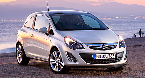 Opel Corsa D 1 4 Turbo Ecoflex 120 Ps Start Stop