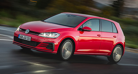 Vw Golf Vii Gti 20 Tsi 230 Ps Bluemotion Technology Technische