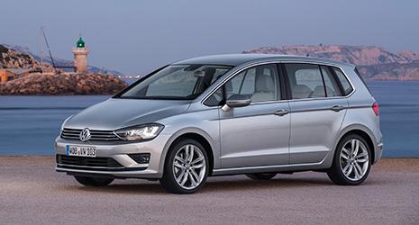 VW Golf VII Sportsvan Comfortline 2015 - Serienausstattung ...