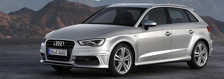 Audi A3 Sportback 8v Abmessungen Amp Technische Daten