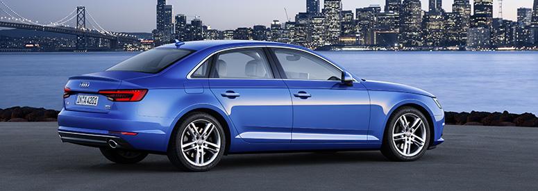 Audi A4 Limousine B9 Abmessungen Amp Technische Daten