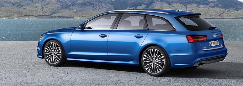 Audi A6 Avant (C7) - Abmessungen & Technische Daten ...