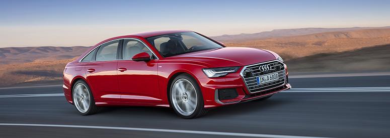 Audi A6 C8 Abmessungen Technische Daten Lange Breite Hohe