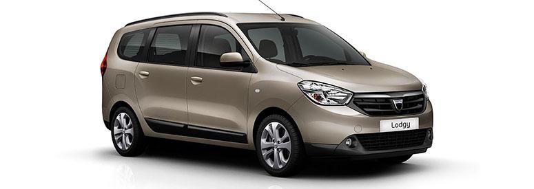 Dacia Lodgy Abmessungen Technische Daten Länge Breite Höhe