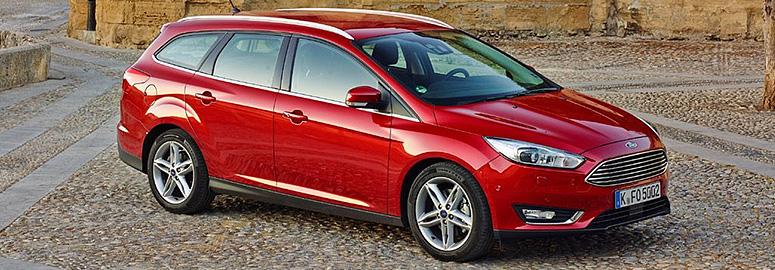 Ford Focus Turnier Abmessungen Amp Technische Daten