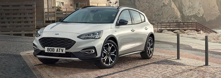 Ford Focus Active - Abmessungen & Technische Daten - Länge ...