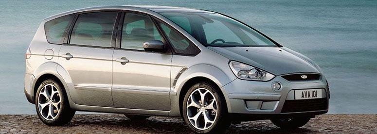 Ford S Max Abmessungen Technische Daten Länge Breite Höhe