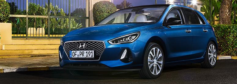 Hyundai I30 Abmessungen Technische Daten Länge Breite Höhe