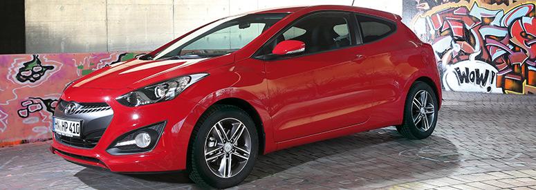 hyundai i30 coupe - abmessungen & technische daten - länge, breite