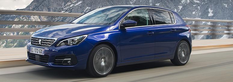 Jimny Nachfolger 2018 >> Peugeot Peugeot 308 - Abmessungen & Technische Daten - Länge, Breite, Höhe, Gepäckraumvolumen