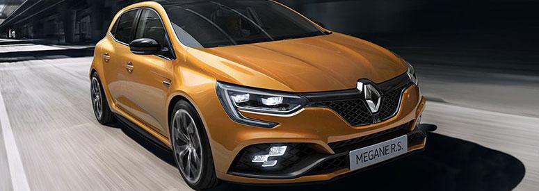 Renault Megane Rs 2017 Abmessungen Technische Daten Lange