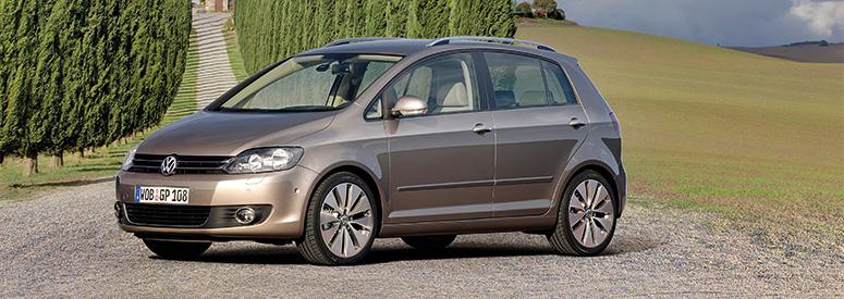 VW Golf Plus - Abmessungen & Technische Daten - Länge, Breite, Höhe, Gepäckraumvolumen
