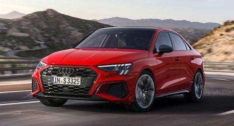 Audi S3 Limousine 2021 (8Y) - Abmessungen & Technische ...