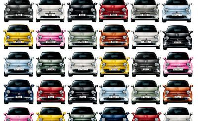 Fiat 500 Erreicht Millionenmarke Produktionsjubil 228 Um