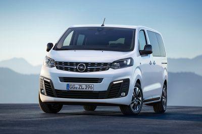Neuer Opel Zafira Life Auf Basis Des Peugeot Expert Angurten De Auto Nachrichten